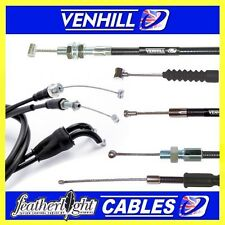 Suit Husqvarna TC450 2005-2010 Venhill featherlight throttle cables H01-4-026