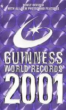 Guinness Book of Records Ser.: Guinness World Records 2001 Hardcover