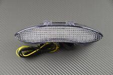 Luz trasera LED claro con señal vuelta integrado Triumph Daytona 675 2006 07 08