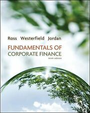 Fundamentals of Corporate Finance 10th Alternate Edition by Ross