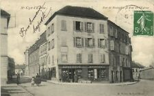 CPA Saint-Cyr-L'École-Rue de Neauphle et Rue de l'Eglise (260750)