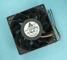 Delta 48VDC 120mm DC Brushless Axial Flow Fan FFB1248EHE -6J67 48v 190 CFM