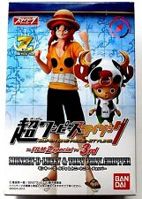 Super One piece Styling Figure Film Z Special 3rd Luffy & Chopper official anime