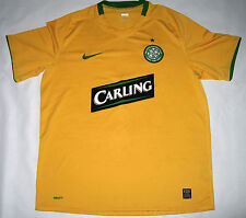 Celtic Glasgow Carling Nike Fit jersey size XL