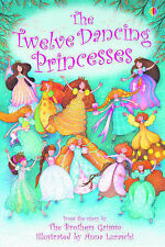 """Twelve Dancing Princesses: Gift Edition (Young reading)  """"AS NEW"""" Book"""