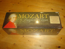Mozart complete edition Bobette Accardo violin Brilliant Classics 170 CD Box New
