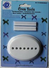 CREA TOOLS SIMPLE BOW MAKER TOOLmake hair  wedding christmas bows