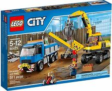 LEGO® City 60075 Excavator and Truck NEU OVP 2te Wahl _NEW MISB NRFB 2nd choice