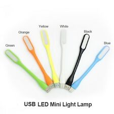 USB LED Mini Light Lamp - (2-Pack, White)