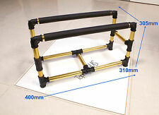 Aluminum Alloy T6061 Multifunctional V RC Boat Stand (G26E, G26F), US 038-01802