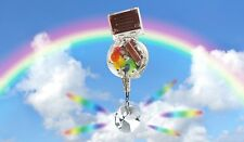 Kikkerland Solar Powered Rainbow Maker Swarovski Element Creative Toy Gift Xmas