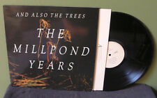 "And Also the Trees ""The Millpond Years"" LP LEX 9 Orig UK NM The Cure"