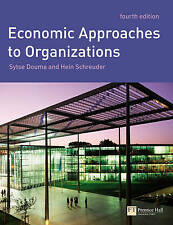 Economic Approaches to Organisations (Financial Times), Very Good Condition Book