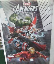 AVENGERS  MARVEL POSTER  COLLECTABLE DC COMICS LIMITED PRODUCTION RUN