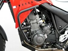 Engine bars, crash bars, for Yamaha XT 660 R in black