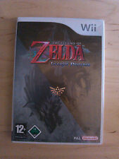 NINTENDO WII SPIEL THE LEGEND OF ZELDA  TWILIGHT PRINCESS