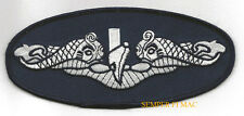 SUBMARINE SUB DOLPHINS SS SSN SSBN PATCH US NAVY OFFICER CHIEF ENLISTED USS GIFT
