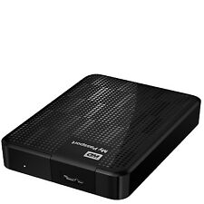 "Western digital my passport 2tb 2,5"" usb 3.0 (wdby 8l0020bbk) Disque dur externe"