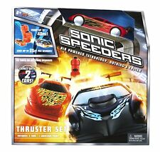 Car Race Track Sonic Speeders Thruster Set Ages 6+ Years New Toy Boys Gift Play