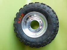 Roue complète pneu et jante quad
