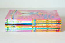 Lot of 7 (#1-7) Rainbow Magic SPORTS FAIRIES Series Complete Matched Set Books