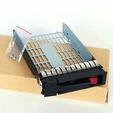 "3.5"" LFF HP Hard Drive SAS SATA Tray Caddy Proliant ML350 ML370 DL380 373211-001"