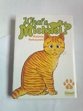 WHAT'S MICHAEL ?! 3 ( KOBAYASHI Makoto) glenat manga france/ 272 pages