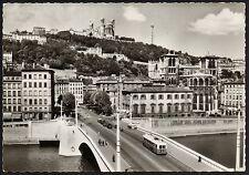 AD2520 France - Lyon - Le Pont Tilsitt sur la Saone