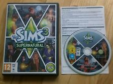 Los Sims 3 Supernatural Pack De Expansión PC Windows o Mac Halloween!