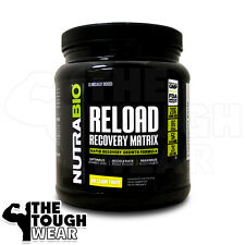 NUTRABIO - RELOAD 30serv PASSION FRUIT - Rapid Recovery Growth Formula