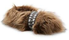 NEW Mens Star Wars Wookie Feet Chewbacca  Brown Slippers Shoes SZ 8/9