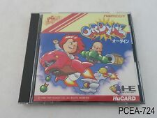 Ordyne PC Engine TurboGrafx-16 Japanese Import Japan PCE JP TG16 US Seller A