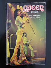 QUEEN  :  Official 1976 Biography  -  Incl. USA Tour  -  Larry Pryce Book