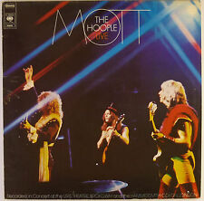 "12"" LP - Mott The Hoople - Live - k5094 - washed & cleaned"