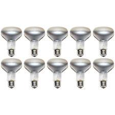 10 x Reflektor Glühbirne R80 60W Glühlampe E27 Spot Glühbirnen Spot 60 Watt