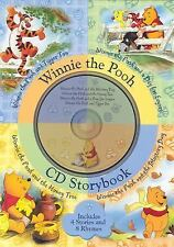 Winnie the Pooh CD Storybook : Winnie the Pooh and the Blustery Day, Winnie...