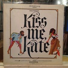 "{OST}~VG+ LP~""KISS ME, KATE""~[Cole Porter]~{Original Television Soundtrack]~1968"