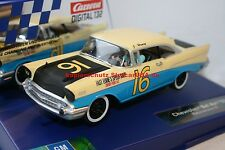 Carrera digital 132 30723 Chevrolet Bel Air Coupe 1957 nº 16 EE. UU. modelo 2015
