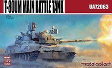 Modelcollect UA72063, T-80UM1 Main Battle Tank, 1:72, 14+