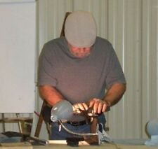 Hand Finishing with R. Andrews (an American Bladesmith Society DVD) knifemaking