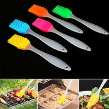 Silicone Baking Bakeware Bread Cook Pastry Oil Cream BBQ Tool Basting Brush