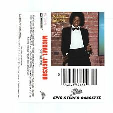 Off the Wall by Michael Jackson (Cassette, Mar-2006, Epic (USA))