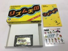 Rhythm Tengoku heaven GBA Game Boy Advance Japan JP Game Boxed D5198