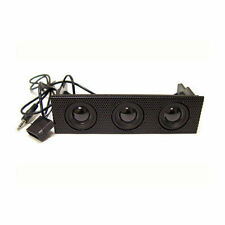 Logisys 5.25inch Bay 3W Surround Speaker Mesh Panel (FP308BK)