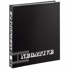 HAMA FILING BINDER FOR NEGATIVES SLIDE PHOTO SHEETS ALBUM STORAGE FILE PAGE 9003