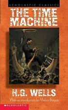 The Time Machine (Scholastic Classics) Wells, H.G. Mass Market Paperback