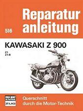 WERKSTATTHANDBUCH REPARATURANLEITUNG WARTUNG 516 KAWASAKI Z 900 Z1 Z1-B