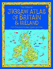 Jigsaw Atlas of Britain and Ireland by Colin King, N. Figg (Board book, 2004)