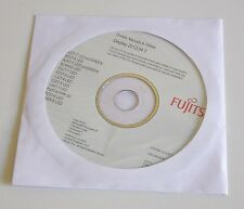 Fujitsu LED tft display original pilote-CD Drivers Manuals utilities 2013.04 t
