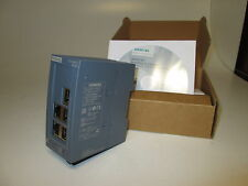 Siemens Industrial Ethernet switch  SCALANCE XB005